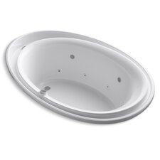 "Purist 72"" X 46"" Drop-In Effervescence Bath"
