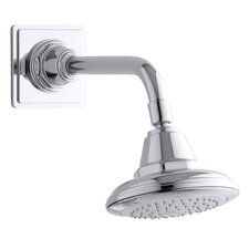 Pinstripe 2.5 GPM Single-Function Wall-Mount Showerhead