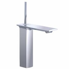 Stance Tall Single-Hole Bathroom Faucet with Single Lever Handle