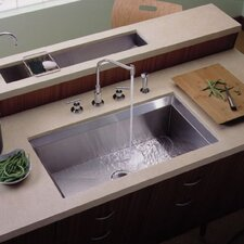 <strong>Kohler</strong> Poise Undercounter Single-Basin Kitchen Sink
