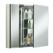"30"" x 26"" Recessed Beveled Edge Medicine Cabinet"