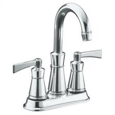 Archer Centerset Bathroom Faucet with Lever Handles