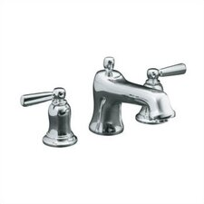Bancroft Double Handle Deck Mount Tub Only Faucet Trim
