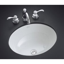"Caxton 17"" Undermount Bathroom Sink"