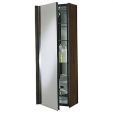 "Purist 12"" Wide  Mirrored Cabinet"