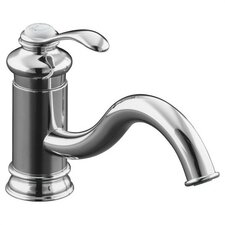 Fairfax Single-Control Kitchen Sink Faucet with Sidespray, Less Escutcheon