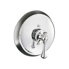 <strong>Kohler</strong> Revival Rite-Temp Pressure-Balancing Valve Trim with Traditional Lever Handle
