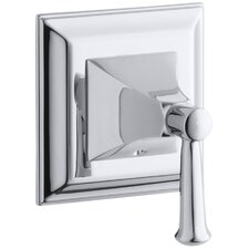 Memoirs Volume Control Valve Trim with Stately Design and Lever Handle, Valve Not Included