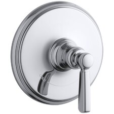 Bancroft Thermostatic Trim with Lever Handle, Valve Not Included