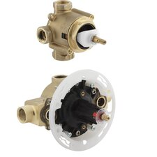 Luxury Performance Showering Package Valve