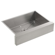 "Vault 29.5"" x 21.25"" Under-Mount Single-Bowl Kitchen Sink"