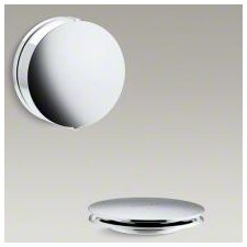 Pureflo Contemporary Rotary Turn Bath Drain Trim