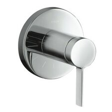 Stillness Volume Control Valve Trim with Lever Handle, Valve Not Included