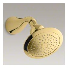 Revival 2.5 GPM Single-Function Wall-Mount Showerhead