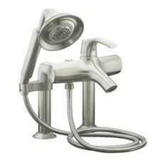 Symbol Bath Faucet with Handshower