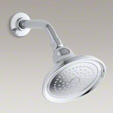 Devonshire 2.5 GPM Single-Function Wall-Mount Showerhead with Masterclean Spray Nozzle