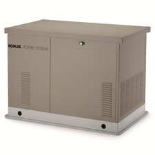 8.5 Kw Air-Cooled 35 Amp Single Phase 120/240 V Natural Gas Propane Standby Generator