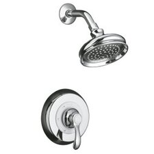 Fairfax Thermostatic Rite-Temp Pressure-Balancing Shower Faucet Trim with Lever Handle