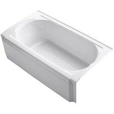 "Memoirs 60"" X 34"" Alcove Bath with Right-Hand Drain"