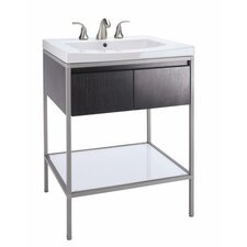 "Persuade Petite 25"" Bathroom Vanity Set"