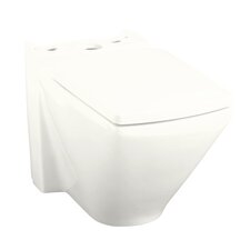 Escale Dual-Flush Toilet Bowl