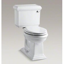 Memoirs Classic Comfort 1.28 GPF Elongated 2 Piece Toilet
