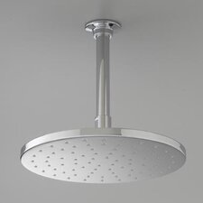 "Contemporary Round 10"" Rainhead with Katalyst Spray Technology, 2.5 GPM"