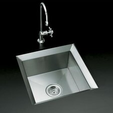 "<strong>Kohler</strong> 18"" x 18"" Poise Under-Mount Bar Sink"