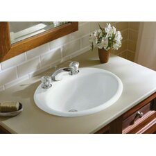 Farmington Self-Rimming Bathroom Sink