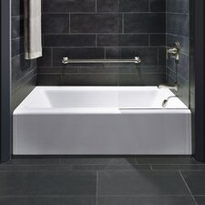 "Bellwether 60"" x 32"" Bathtub with Integral Apron"