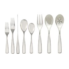 Anna 43 Piece Flatware Set