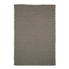 Trenzas Taupe Rug
