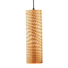 """6"""" Big Time Glass Cylindrical Pendant Shade"""