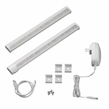 LED Under cabinet Light Kit (Set of 2)