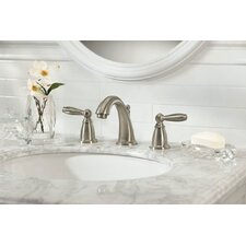 Brantford Widespread Bathroom Faucet with Double Handles