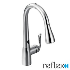 Arbor One Handle Single Hole Pulldown Kitchen Faucet