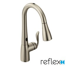 Align Spot Resist Stainless One-handle High Arc Pulldown Kitchen Faucet