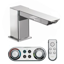 Ninety Degree Digital Roman Tub Faucet Trim