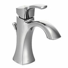<strong>Moen</strong> Voss One Handle Centerset High Arc Bathroom Faucet