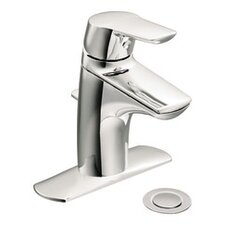 Method Single Handle Centerset Low Arc Bathroom Faucet