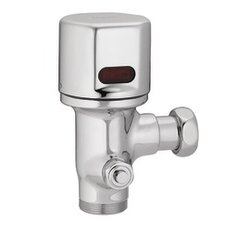 M-Power Urinal Battery Powered Sensor-Operated Electronic Flush Valve