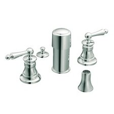 Waterhill Double Handle Bidet Faucet