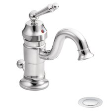 "Waterhill 3"" x 9.44"" One-Handle High Arc Bathroom Faucet"