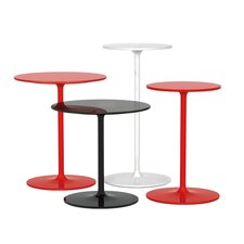 Desco Round Glass Bar Table