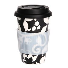 Vine Travel Mug with Lid