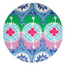 Florentine Round Platter