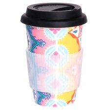 <strong>French Bull</strong> Florentine Travel Mug with Lid