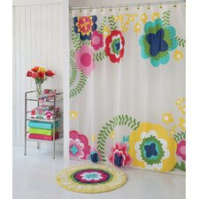 PEVA Susani Shower Curtain