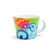 Aquarius Porcelain Mug