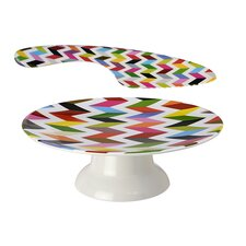 Ziggy Cakestand and Knife Set